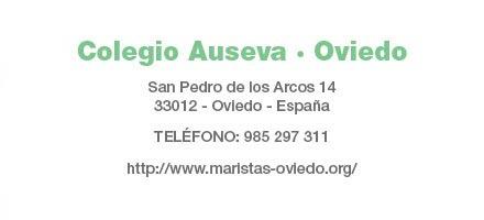 Colegio Auseva Oviedo: Datos de contacto