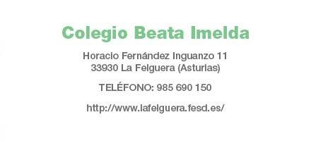 Colegio Beata Imelda: Datos de contacto