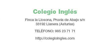 Colegio Inglés - The English School Of Asturias (El mejor colegio privado en Asturias)