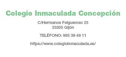 Colegio Inmaculada Concepción: Datos de contacto
