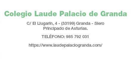 Colegio Laude Palacio De Granda: Datos de contacto