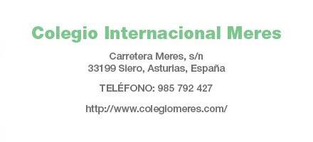 Colegio Internacional Meres: Datos de contacto