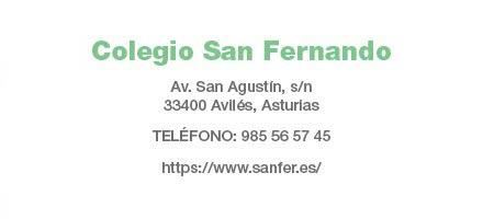 Colegio San Fernando: Datos de contacto
