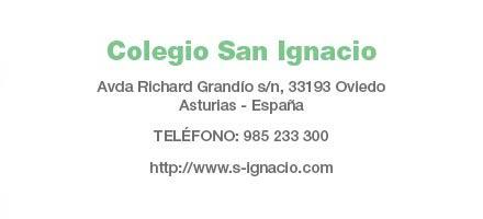 Colegio San Ignacio: Datos de contacto